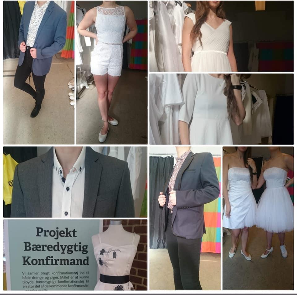ec1f25925010 Tøjet kan indleveres hos Hannerup Kirke og